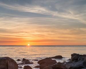 Sunset on Elcho Island